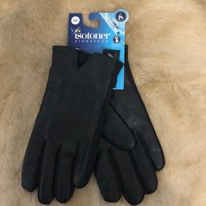 Isotoner Signature Gloves 🧤 Sz M  NWT